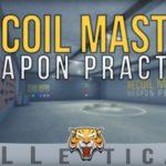 Recoil Master — Spray Training
