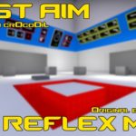 FAST AIM/REFLEX TRAINING MAP (SP vs Bot Map) / aimtraindriving V3.1