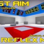 FAST AIM/REFLEX TRAINING MAP (SP vs Bot Map) / aimtraindriving V3.1