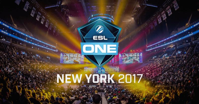 SK, Na`Vi, Virtus.pro и FaZe получили инвайты на ESL One Нью-Йорк