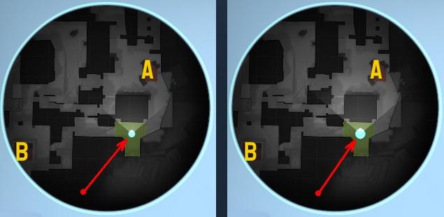Как настроить радар в ксго?