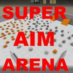 Super Aim/Reflex Arena | Fast Training Skill [SP vs Bot Map]