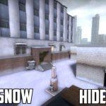 Seek Snow (Hide and Seek)