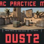Yprac Map Practice — Dust2