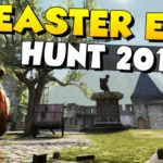 Easter Egg Hunt Map 2017 by TrilluXe