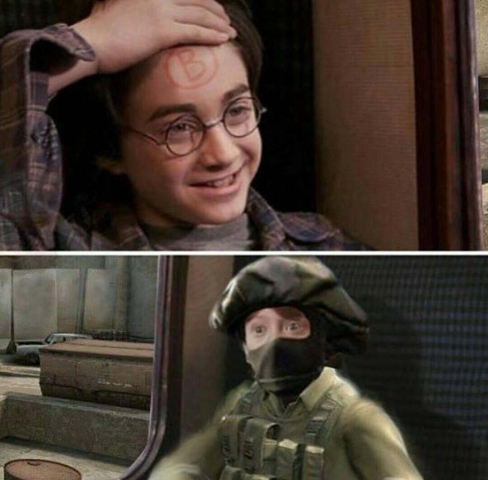 А правда что ты - Гарри раш Би?