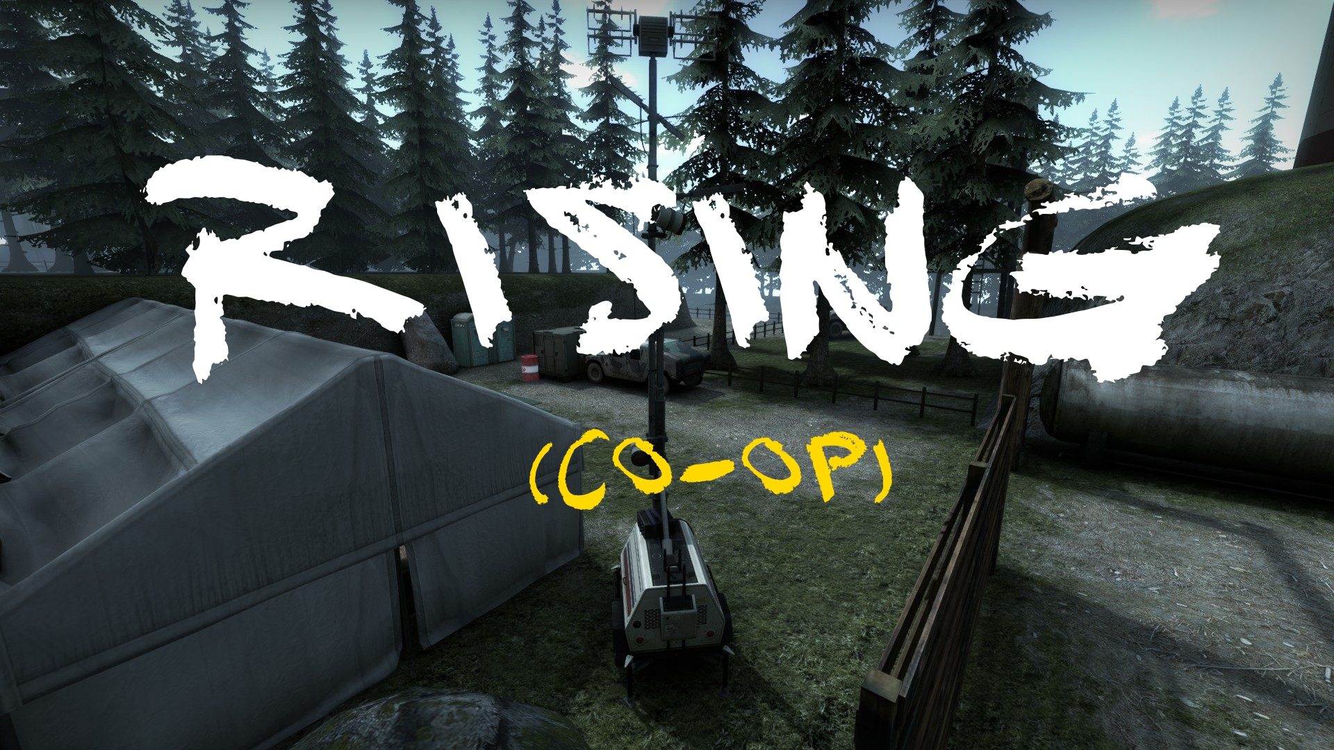 Скриншот карты cs:go Rising (Co-Op) #1