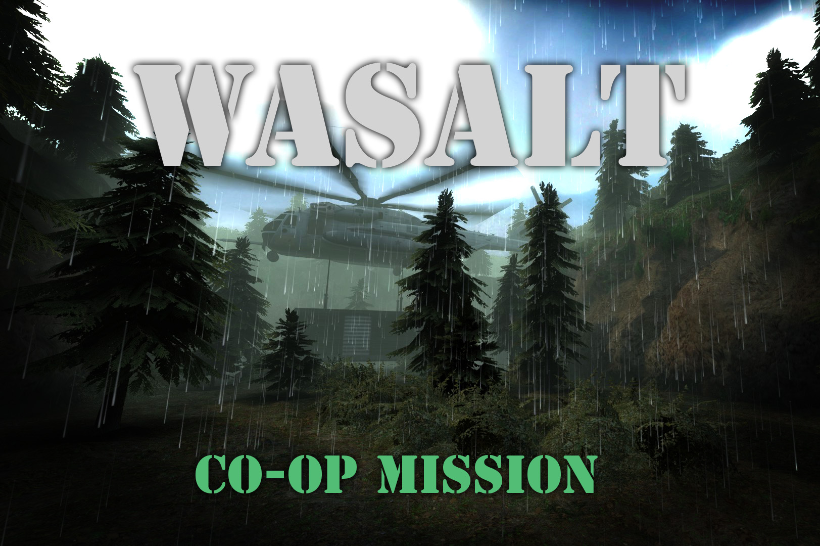Скриншот карты кс го Coop Strike Mission  #1