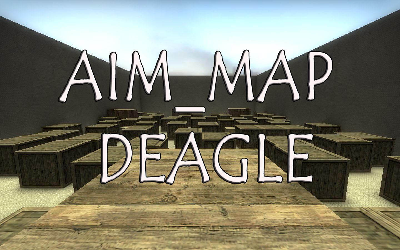 Aim_map Deagle - Карта для КС ГО